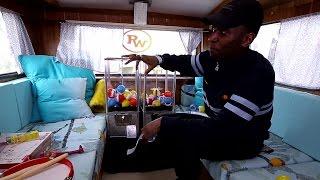 RWTV: Caravan Chicklet - Samm Henshaw   Rock Werchter 2016
