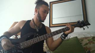 Linkin Park - Castle of Glass (Bass Cover)