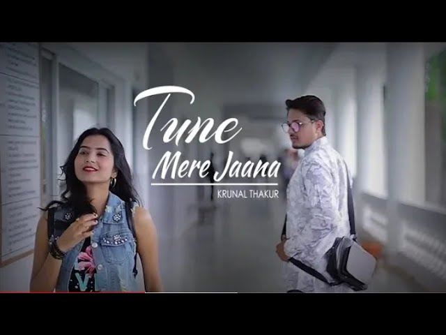 Download thumbnail for Tune Mere Jaana New Unplugged 2019