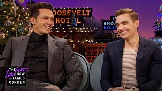 """""""The Disaster Artist"""" Made Mom Franco Cry"""