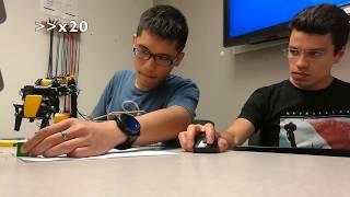ECE 5397/6397- Intro to Robotics Robot Demo 2