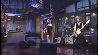 Liz Phair on Letterman - Supernova
