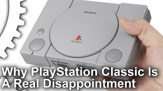 DF Retro: PlayStation Classic Review - Great Games, Poor Emulation