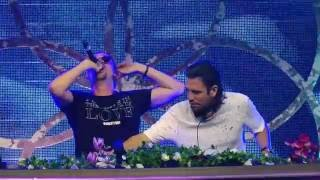 Dimitri Vegas & Like Mike Intro (HD)   Live at Tomorrowland 2016