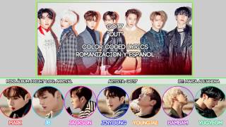 "GOT7 (갓세븐) ""OUT"" [COLOR CODED] [ROM