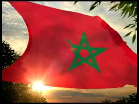 The Moroccan national anthem.flv