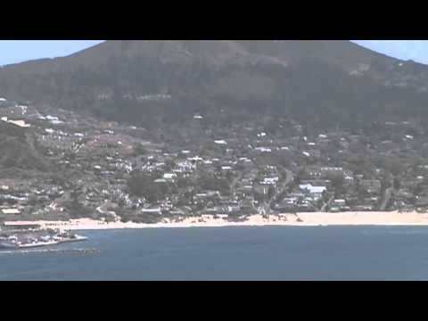 Hout Bay, south of Cape Town, South Africa