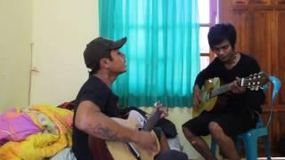 Ipang - Ada Yang Hilang - Iky ft Dakar Caravelas ( Cover )