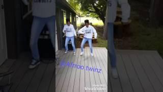 Afro twins #drizzychallenge width=
