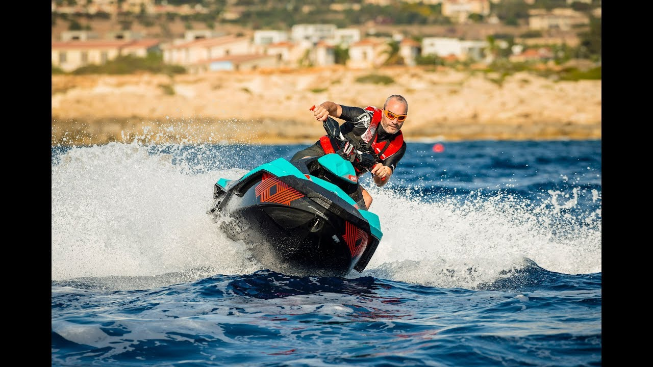 Reviewing The 2018 SEA-DOO Line up in Cyprus