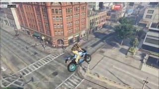 EPIC GTA 5 Stunts #5