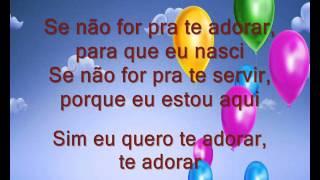 Se não for pra te adorar Fernandinho PB
