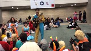 Michael Guy Bowman - 'I'm a Member of the Midnight Crew' (AX 2015)
