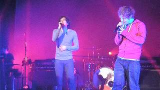 Ed Sheeran and Snow Patrol - New York [live] and a little dance at the end Seattle, WA