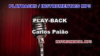 ♬ Playback / Instrumental Mp3 - PLAY-BACK - Carlos Paião