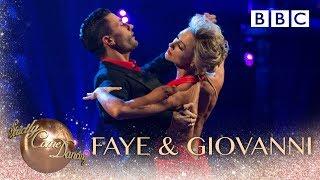 Faye Tozer & Giovanni Pernice Viennese Waltz to It's A Man's World - BBC Strictly 2018