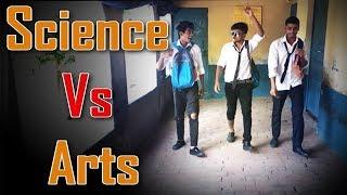 Science Vs Arts