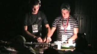dj rey vs gunner @ inVassion break party 09