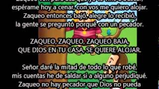 ZAQUEO - Padre Néstor Gallego