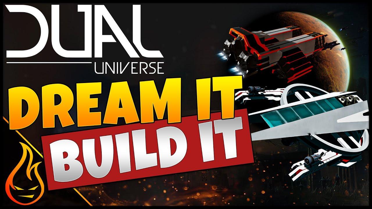 Firespark81 - Minecraft Meets No Mans Sky Dual Universe