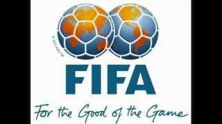 FIFA anthem.