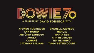 BOWIE 70 - Rita Redshoes