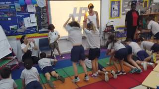 How does the Tabata work? We test is out in 1st Grade