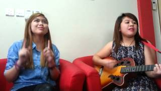 Last Night (P.Diddy Feat Keyshia Cole) & Get Lucky (Daft Punk) Cover by Alyssa and Christine