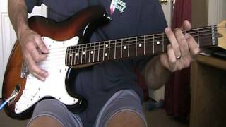 Come to Poppa - Bob Seger and the Silver Bullet Band (Guitar Cover)