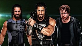 WWE The Shield Custom Titantron Reunion 2017