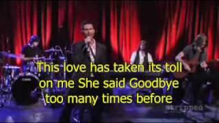 Maroon 5 - This Love + lyrics