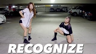 Recognize - PARTYNEXTDOOR ft. Drake Girin Choreography // SEOULA