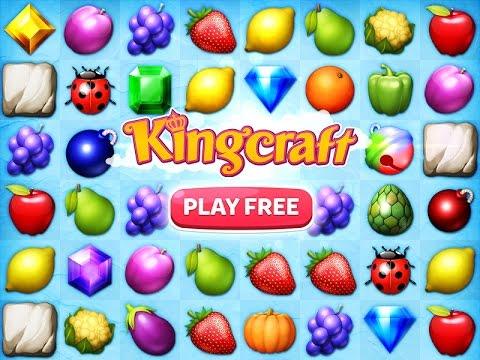 candy garden. Video Kingcraft Candy Garden A