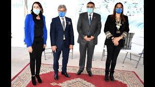Rotary Club Casablanca Les Lilas /Association Yassamin d'inclusion : Mise en place d'un projet d'insertion scolaire des enfants à besoins spécifiques