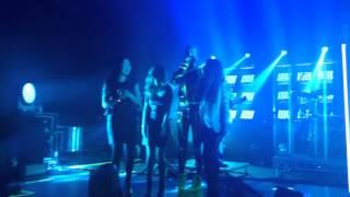 Tokio Hotel-Kings of suburbia(FIA tour part 4 Volgograd 2.11.2015)