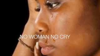 BOB MARLEY - NO WOMAN NO CRY (REMIX WITH LYRICS)