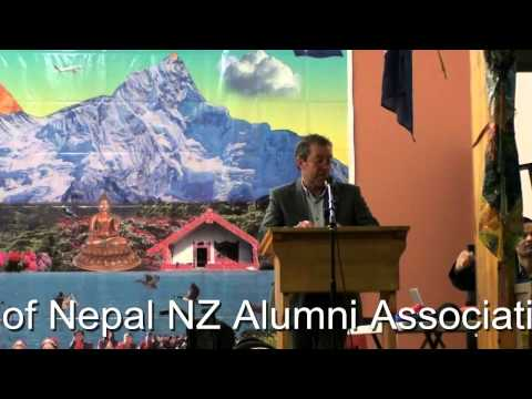 Nepal Night in Christchurch, New Zealand