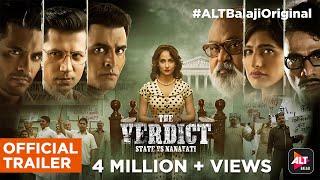 The Verdict - State Vs Nanavati   Offical Trailer   ManavKaul   ElliAvrRam   AngadBedi   SumeetVyas