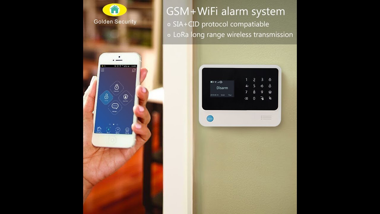 Wireless Security System Lodi CA 95240