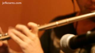 Pound the Alarm - Nicki Minaj Acoustic Cover - Jef Kearns Soul Flute