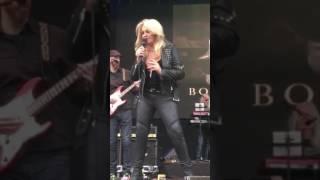 Bonnie Tyler - Gibston Valley 2017