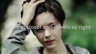 You got me girl Kristian Kostov (lyrics video)