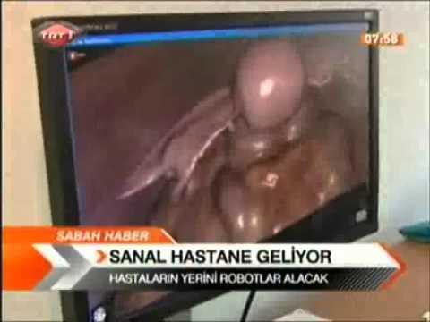 TRT1 PROF. DR. ALİ İHSAN DOKUCU SANAL HASTANE.wmv