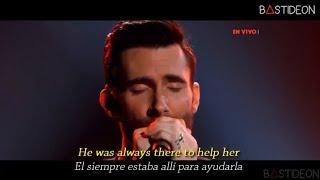 Maroon 5 - She Will Be Loved (Sub Español + Lyrics)