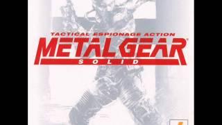 Metal Gear Solid OST Warhead Storage