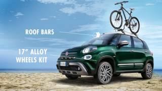 New Fiat 500L Accessories by MOPAR