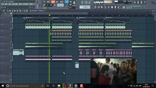 Eminem - Without me (Hardwell remix Tommorowland Intro Edit 2018) FL Studio  MELODY