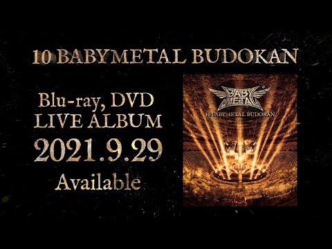10 BABYMETAL BUDOKAN - Blu-ray, DVD & LIVE ALBUM Trailer