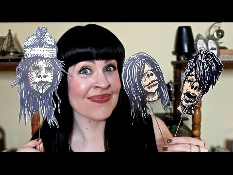 ASK A MORTICIAN- Shrunken Heads