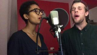 "Cover ""Say something"" - A Great big world ft. Christina Aguilera"